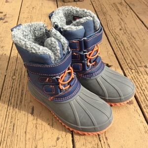 Cat & Jack Thermal Snow Boots